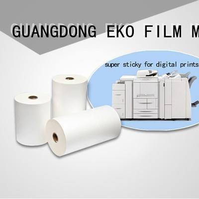 FSEKO high quality clear laminate paper factory price for menu