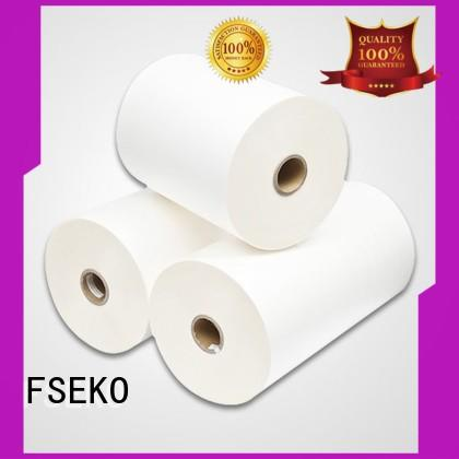 Wholesale print lamination bopp thermal lamination film FSEKO Brand
