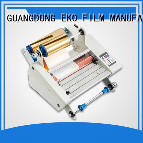 Latest machine to laminate paper manufacturer for school