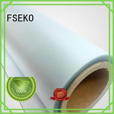 FSEKO thermal lamination film manufacturer China fo box