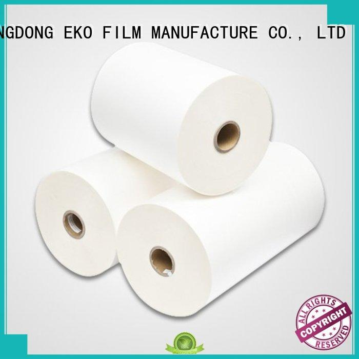 bopp lamination film for business for book cover