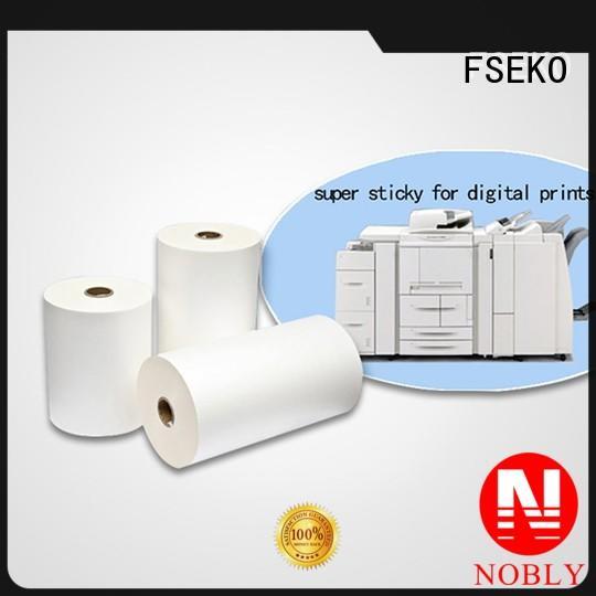 FSEKO Brand film bonding thermal Lamination Film Prices super