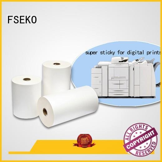 FSEKO scotch laminating film wholesale fo box