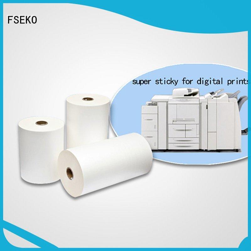 professional clear plastic laminate Suppliers fo box
