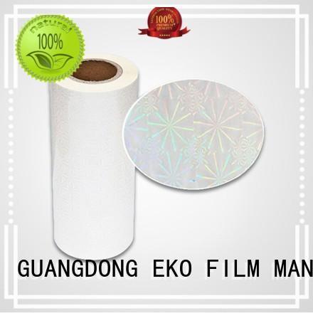 supplier lamination sale holographic holographic films manufacturers FSEKO