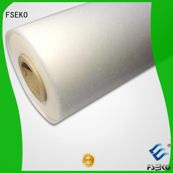 decoration pgm film embossed plastic sheet FSEKO Brand