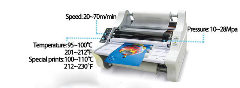 FSEKO-Super Sticky Thermal Lamination Matte Film Dbm-4