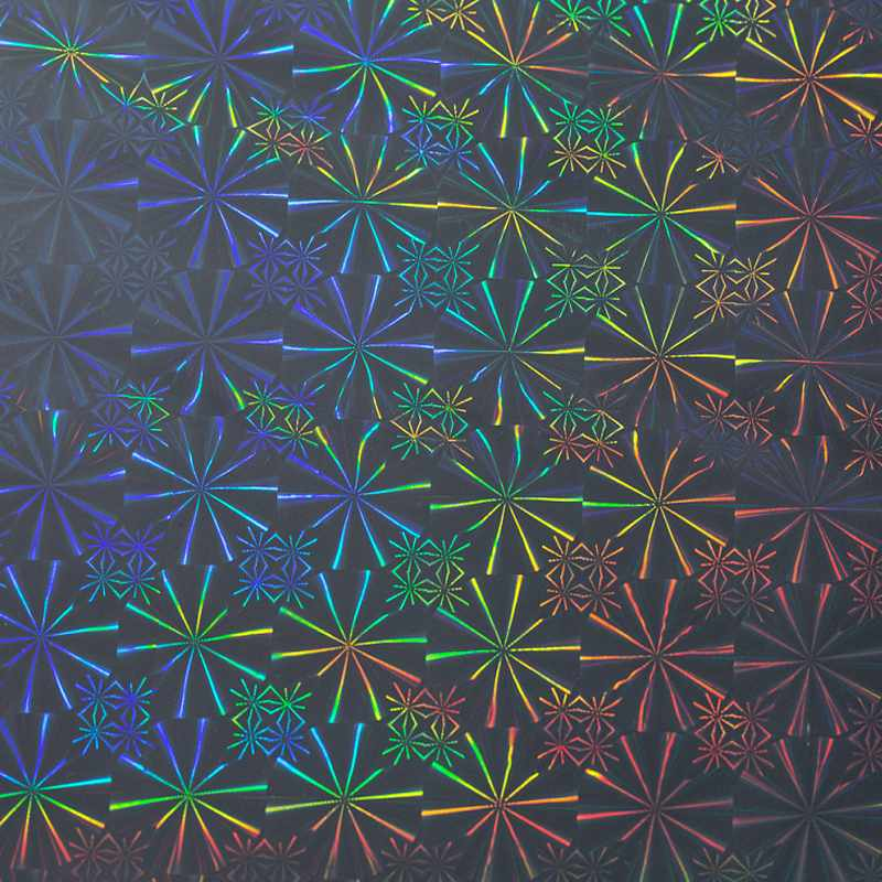 FSEKO-holographic film printing | Holographic thermal lamination film | FSEKO-1