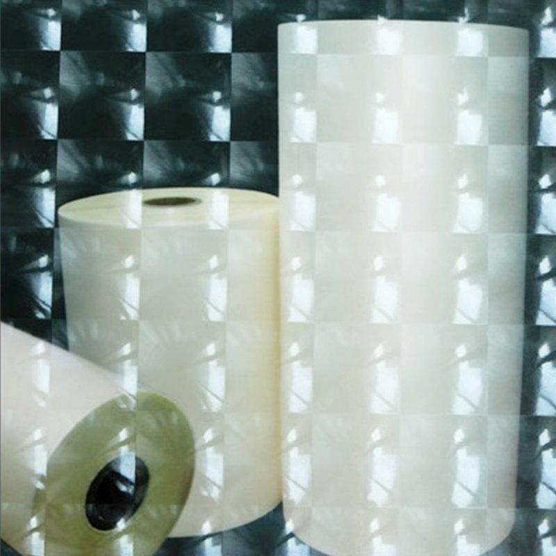 HIGH QUALITY HOLOGRAM THERMAL LAMINATION FILM BT-5