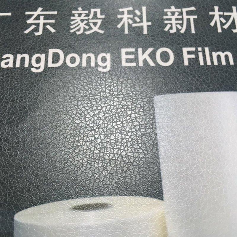 FSEKO-Best Embossed Polyethylene Film New Arrival Leather Thermal Lamination-1