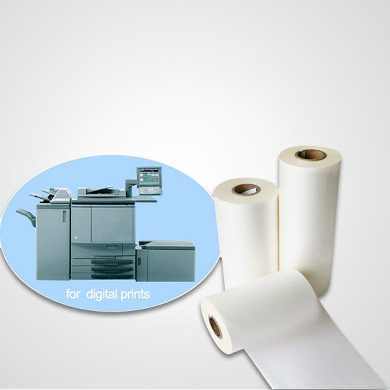 HIGH GLOSS SUPER STICKY THERMAL LAMINATION GLOSSY FILM DBG