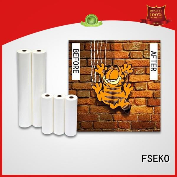 FSEKO Brand resistant proof thermal anti scratch film