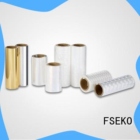 FSEKO Custom hot foil stamping manufacturers for postcard