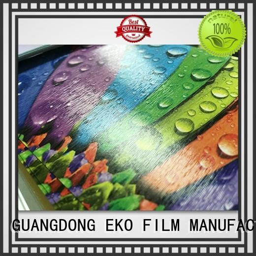 FSEKO embossing film wholesale for decoration
