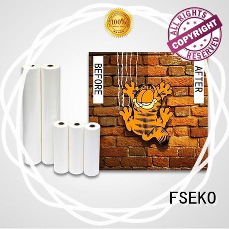 Velvet Lamination Film online for poster FSEKO