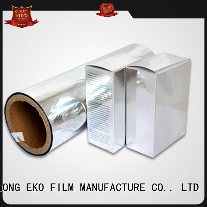 FSEKO hot sale metallised film pds for book cover