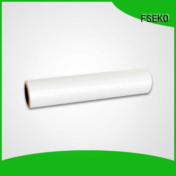 FSEKO polyester film suppliers company for menu