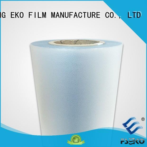 embossed plastic sheet embossing leather Warranty FSEKO