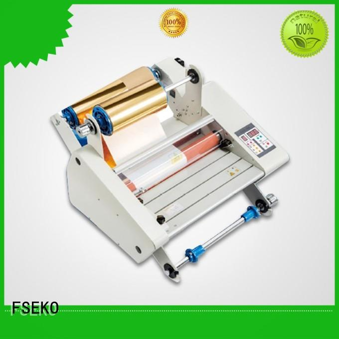 FSEKO high quality thermal laminator manufacturer online
