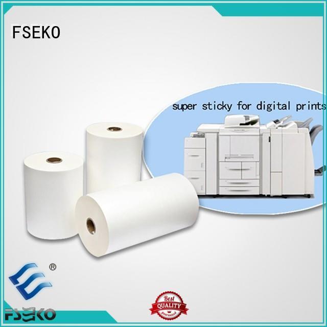 FSEKO professional super stick laminating film dbg fo box