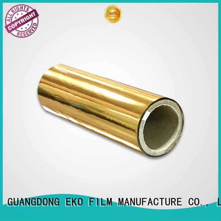 most economic pds OEM metalized film manufacturer FSEKO