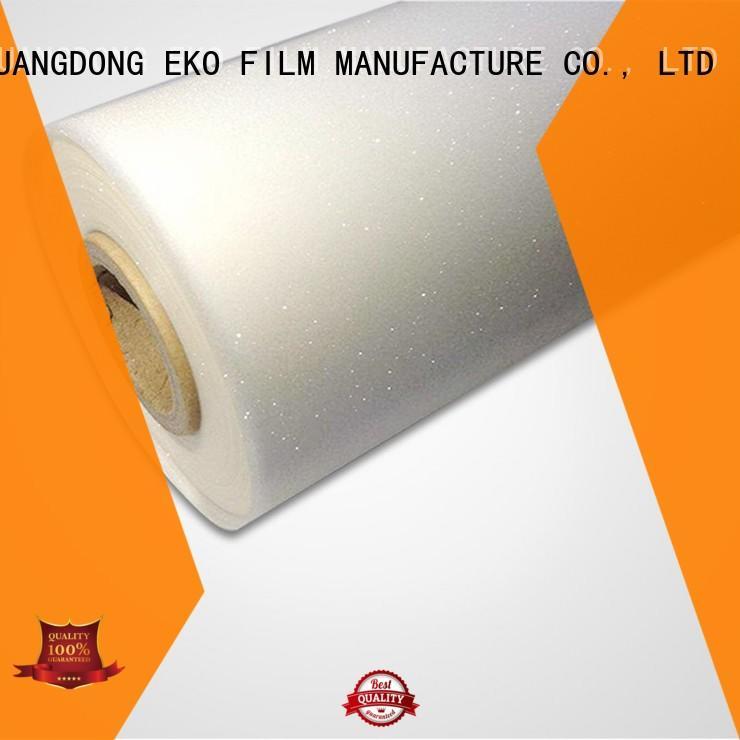 FSEKO embossed polyethylene film China for bags