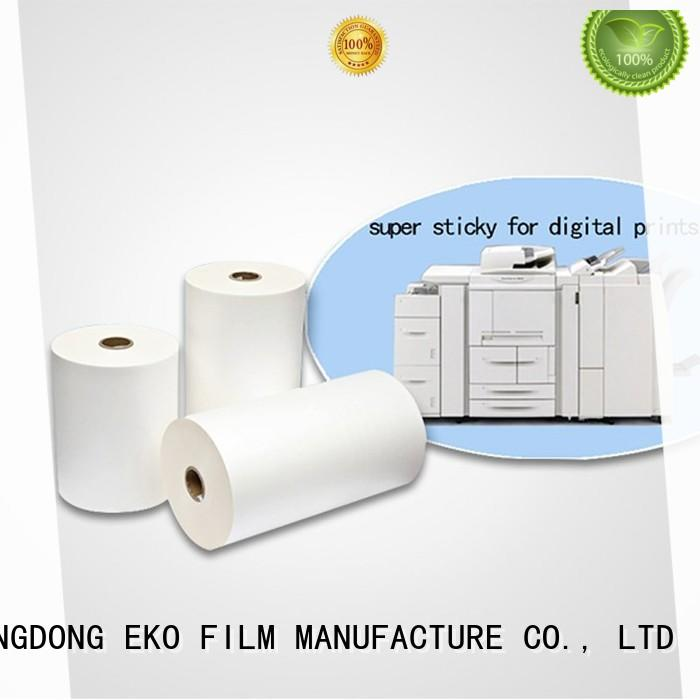 FSEKO thermal film manufacturers for book cover