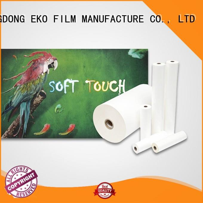 soft glossy lamination film roll FSEKO company