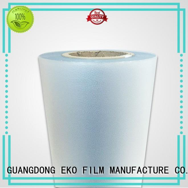 FSEKO embossed polyethylene film in China for poster