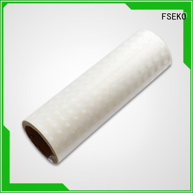 FSEKO moisture proof laminating film china factory price for poster