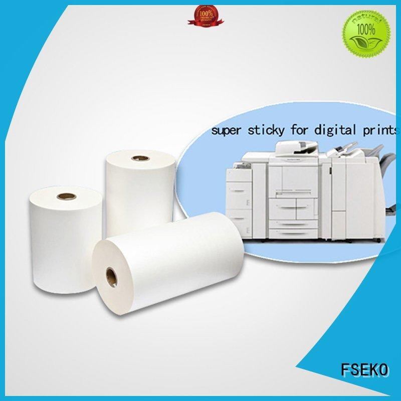 customized laminated packaging films good selling for bags FSEKO
