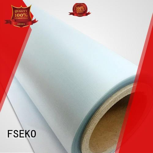 phm arrival leather embossed plastic sheet FSEKO manufacture