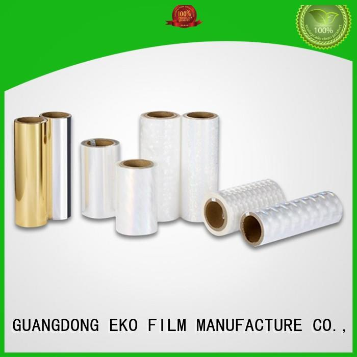 lamination sleeking sale FSEKO Brand hot foil stamping supplies manufacture