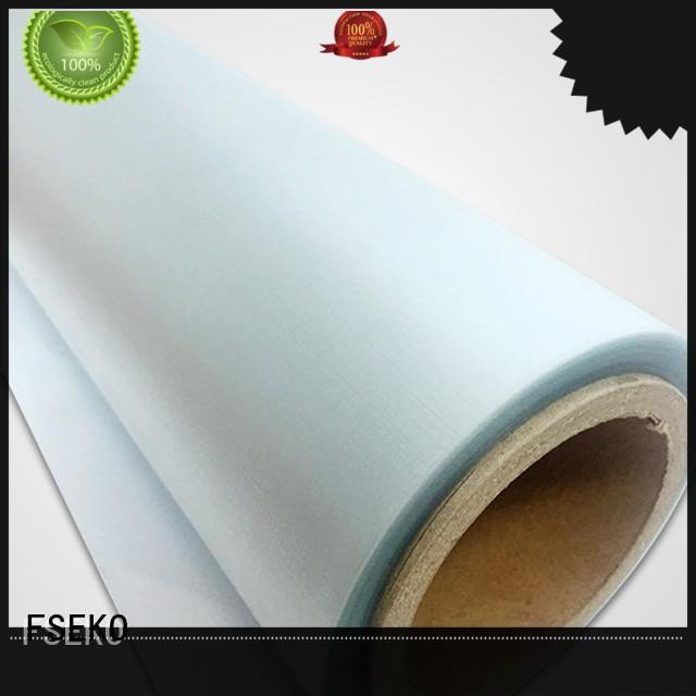 Custom decoration hairline embossing film FSEKO embossing