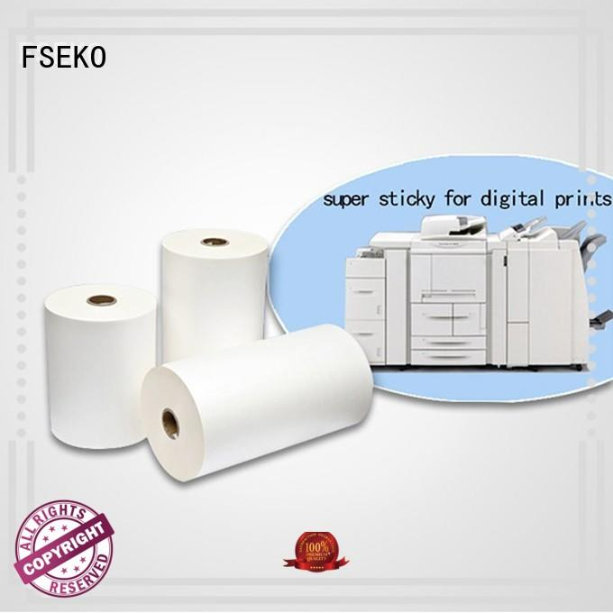 high quality Digital Laminating Film online for book cover
