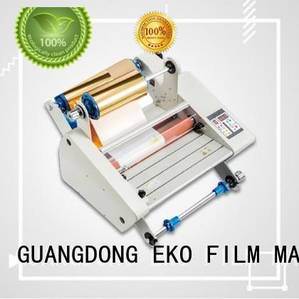 FSEKO excellent dry film laminator manufacturers for office
