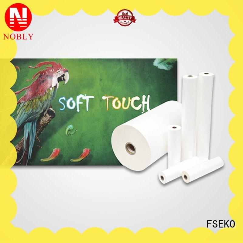 moisture proof soft touch coating bvm for menu FSEKO