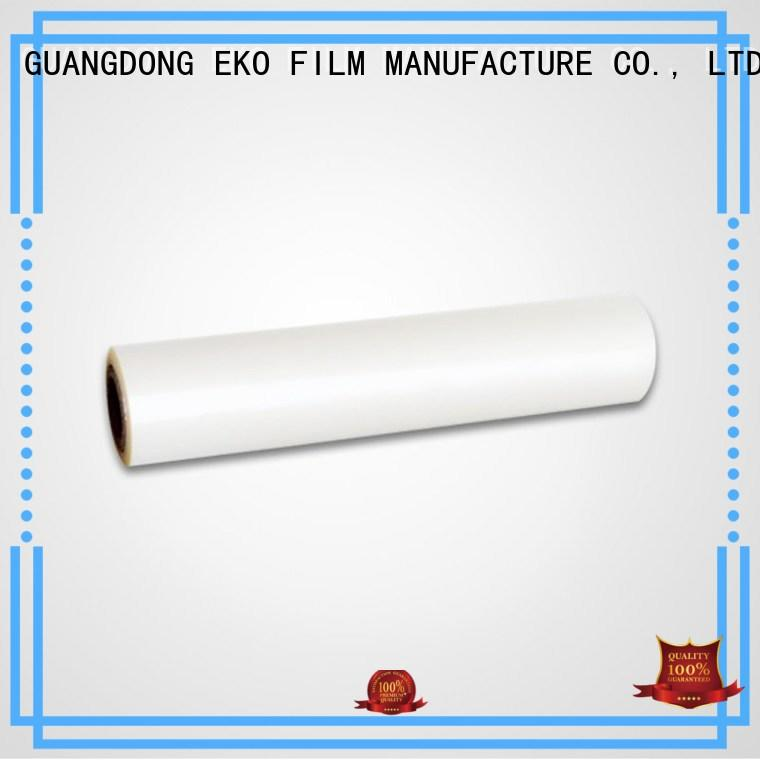 matte glossy lamination FSEKO Brand pet thermal lamination film