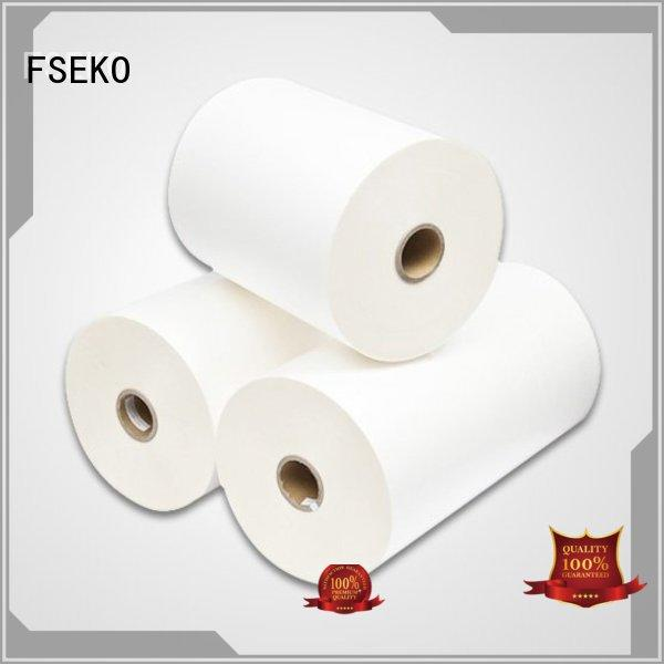 excellent bopp film manufacturing process bg for bags FSEKO
