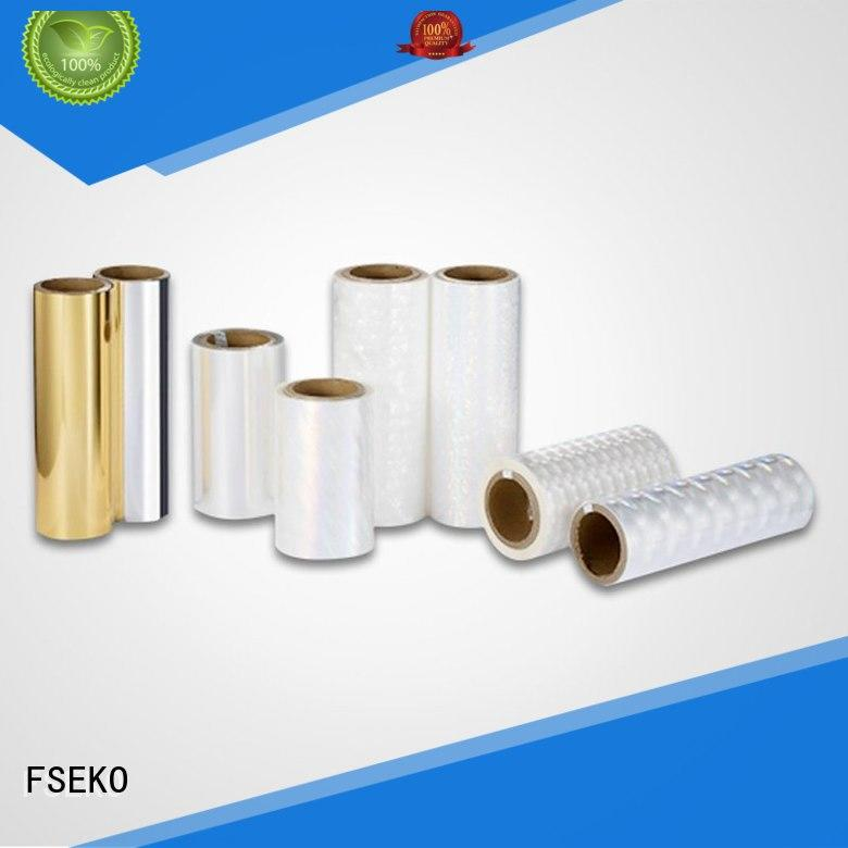 FSEKO Brand digital sleeking sale hot stamping foil suppliers manufacture