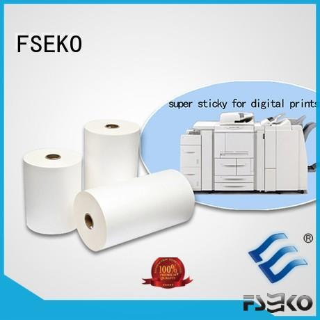 foil film laminates good selling fo box FSEKO