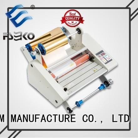 Small Laminating Machine thermal hot automatic thermal laminator manufacture