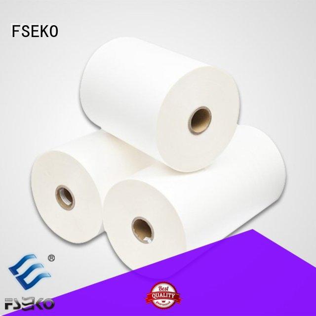 lamination print bopp thermal lamination film bg film FSEKO company