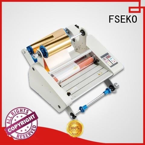 FSEKO Brand thermal hot school Small Laminating Machine