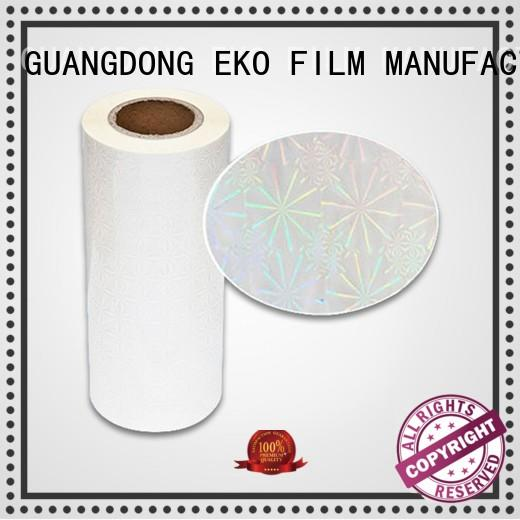 hologram film manufacturers bh1 sheet FSEKO Brand