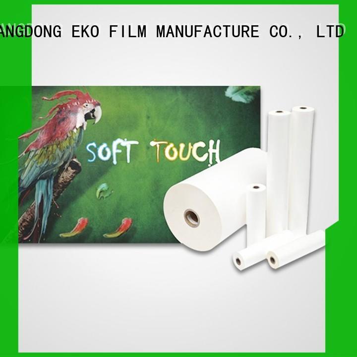 FSEKO anti scuff laminate Supply for poster