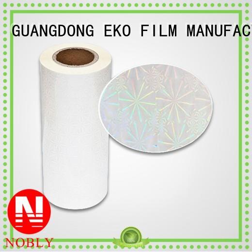 roll holographic hologram film manufacturers FSEKO manufacture