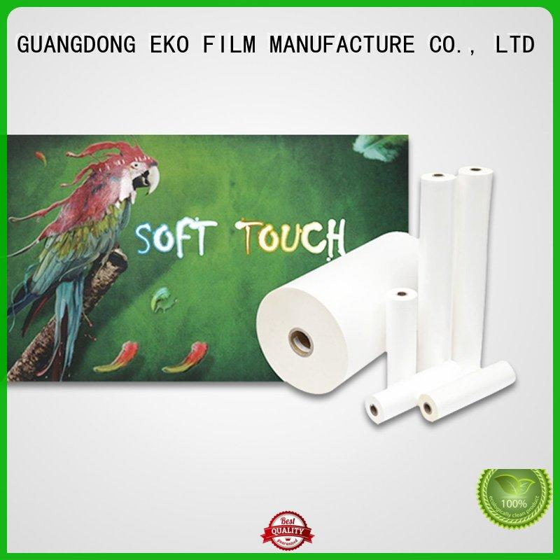 FSEKO soft touch film factory price for poster