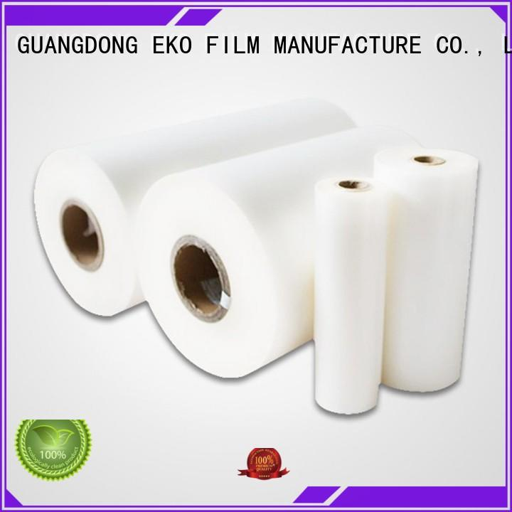 heat sealable bopp film for sale FSEKO