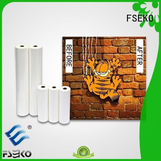 FSEKO Brand thermal anti scratch film proof factory